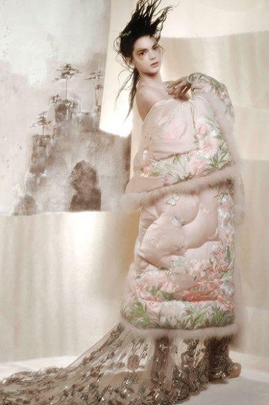 Кендалл Дженнер для V Magazine_5