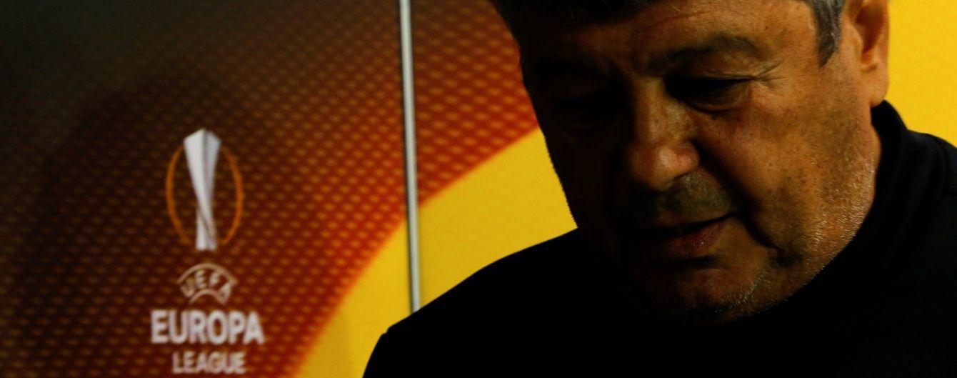 """Луческу після вильоту з Ліги Європи: сезон """"Шахтарю"""" вдався"""