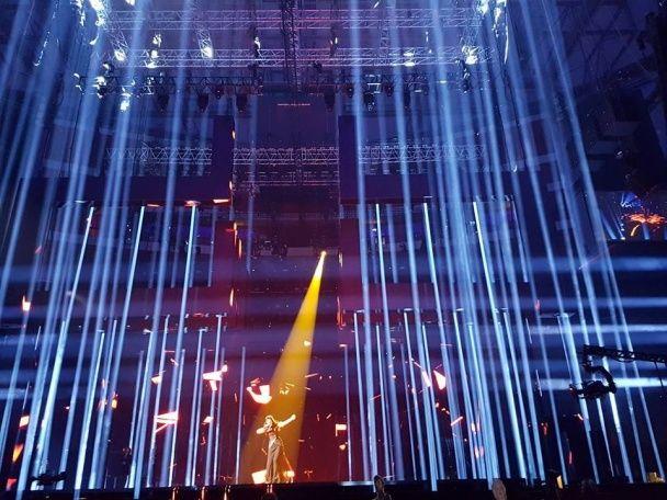 """У Мережі зявилися перші фото з репетиції Джамали на """"Євробаченні"""""""