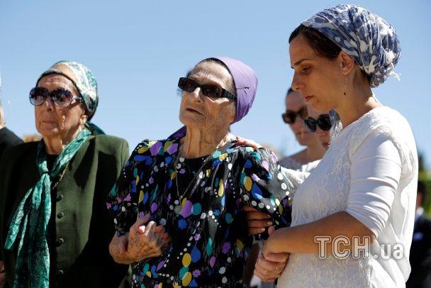 Молитви та дві хвилини мовчання. Як Ізраїль згадує жертв Голокосту
