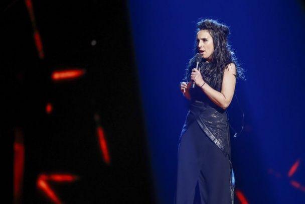 """Подробиці номера Джамали для """"Євробачення 2016"""": Величезне дерево, лазерний куб та червона підлога"""