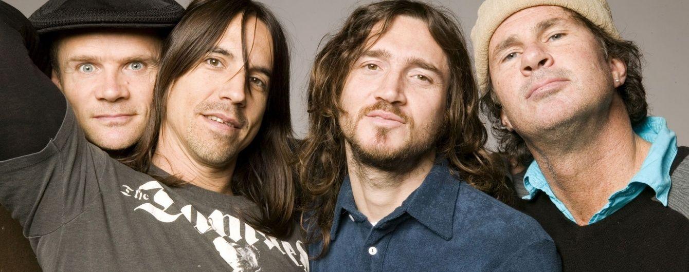 Культові Red Hot Chili Peppers анонсували вихід нового альбому