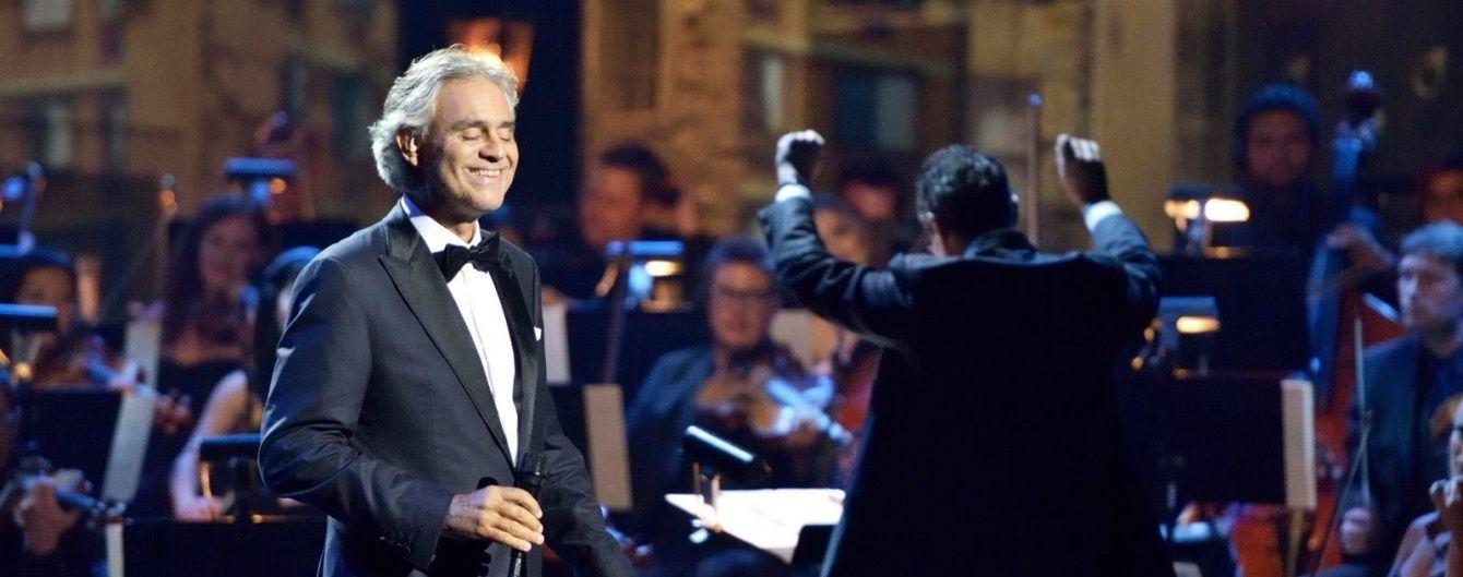 """Зірковий італійський оперний співак виступить на останньому домашньому матчі """"Лестера"""""""