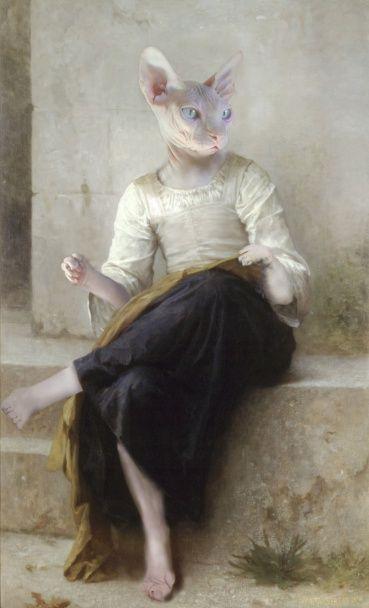 Новий погляд на полотна Ренесансу: леви й кролики замінили людей на картинах Рафаеля й да Вінчі
