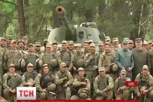 Нацгвардія вшанувала другу річницю свого першого бою під Семенівкою
