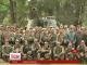 Національна гвардія відзначає роковини першого бою на Донбасі