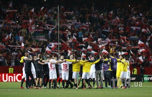 """Все на свої місця. Як """"Севілья"""" та """"Ліверпуль"""" виходили до фіналу Ліги Європи"""