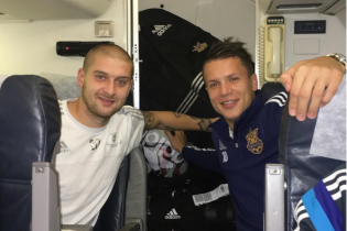 Травмированный Ракицкий рвался сыграть за сборную Украины против Косово