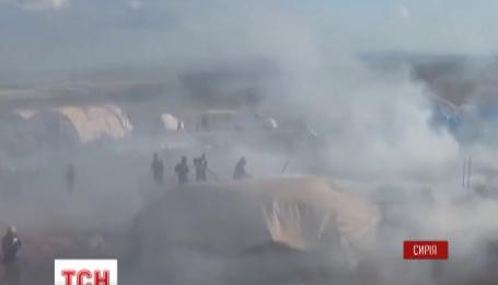 В ООН призывают немедленно расследовать авиаудар по лагерю беженцев в Сирии