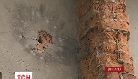 Миграционный центр в Константиновке расстреляли из гранатомета