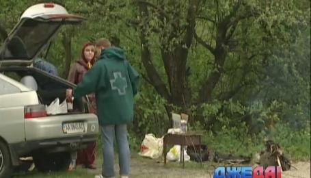 Киевлян будут штрафовать за заезды автомобилем в лесопарковые зоны отдыха