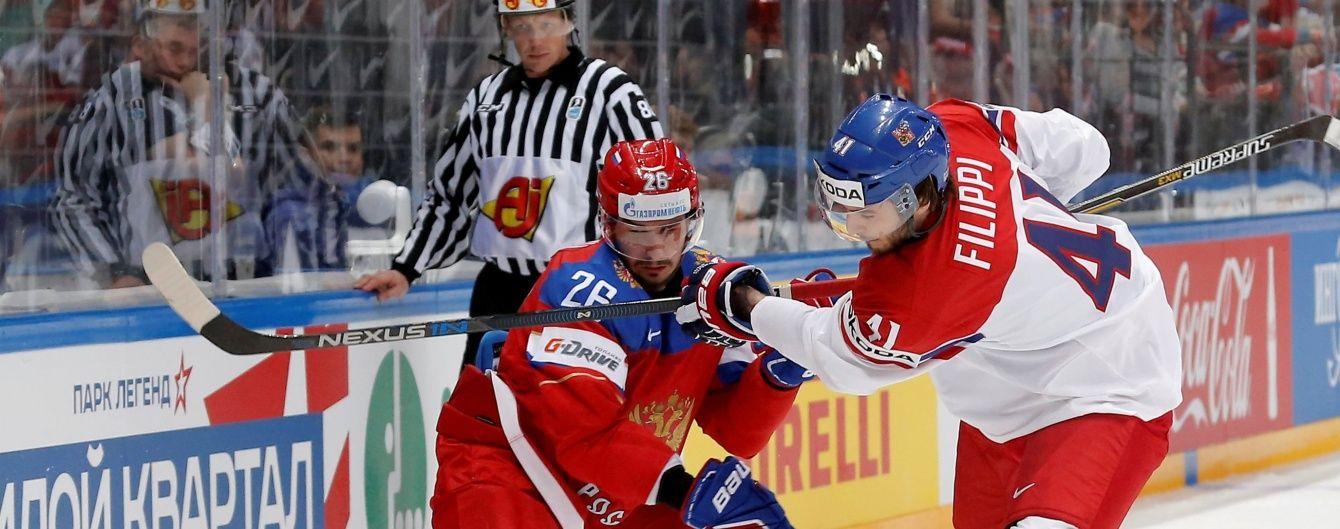Поразка Росії та канадський розгром для США. Результати стартових матчів ЧС-2016 з хокею