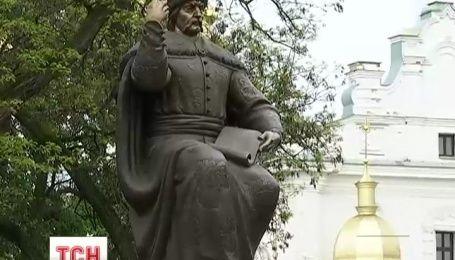 В Полтаве открыли долгожданный памятник Мазепе