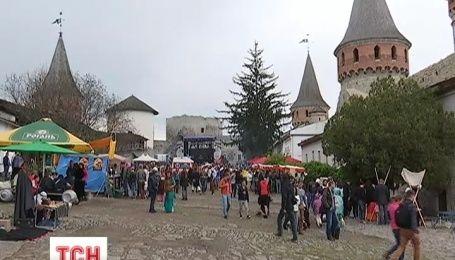 Крепость в Каменце-Подольском превратилась в средневековый город