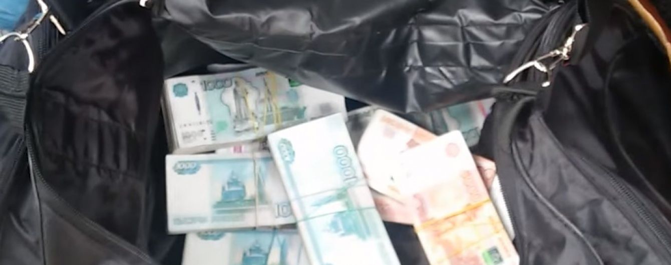 Українець намагався провезти на окуповані території 3 мільйона рублів