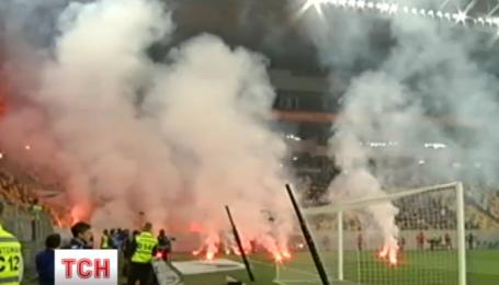 Футбольный матч во Львове взорвался громким спортивным скандалом года