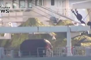 Оприлюднені докази, як Росія перекидає танки до Сирії - ЗМІ