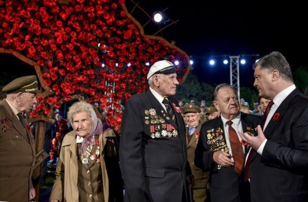Вирішальні та найзапекліші баталії у Другій світовій війні пов'язані з Україною – Порошенко