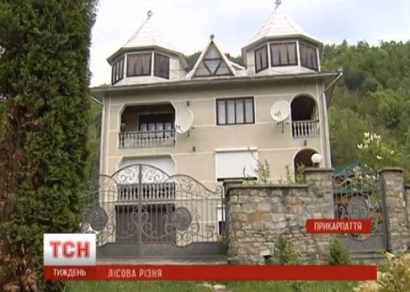 """Маєтки родини директора парку """"Гуцульщина_5"""