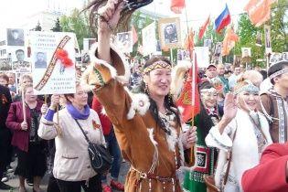 """""""Шамани"""" і """"Гради"""": як у Донецьку пройшов парад забороненої техніки"""