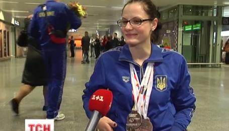 Громкая победа украинцев на чемпионате Европы по плаванию