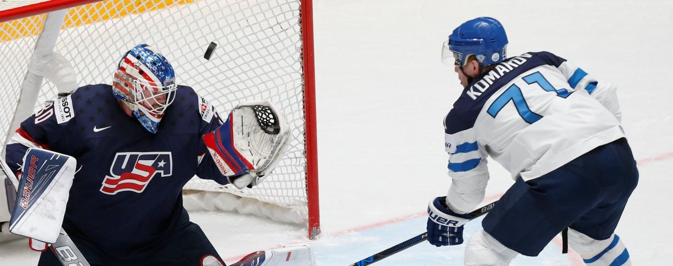 Фінляндія обіграла США, а Канада познущалася над Білоруссю. Результати ЧС-2016 з хокею