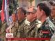 В Івано-Франківську кілька сотень ветеранів АТО пікетували виконком