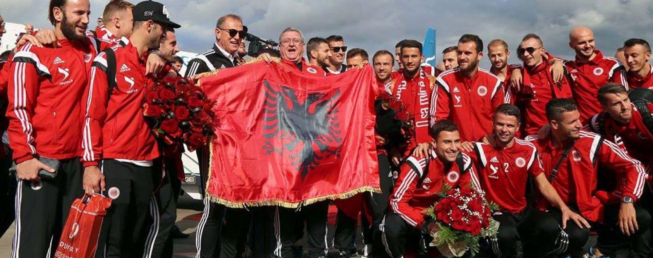 Збірна Албанії: представляємо учасника Євро-2016