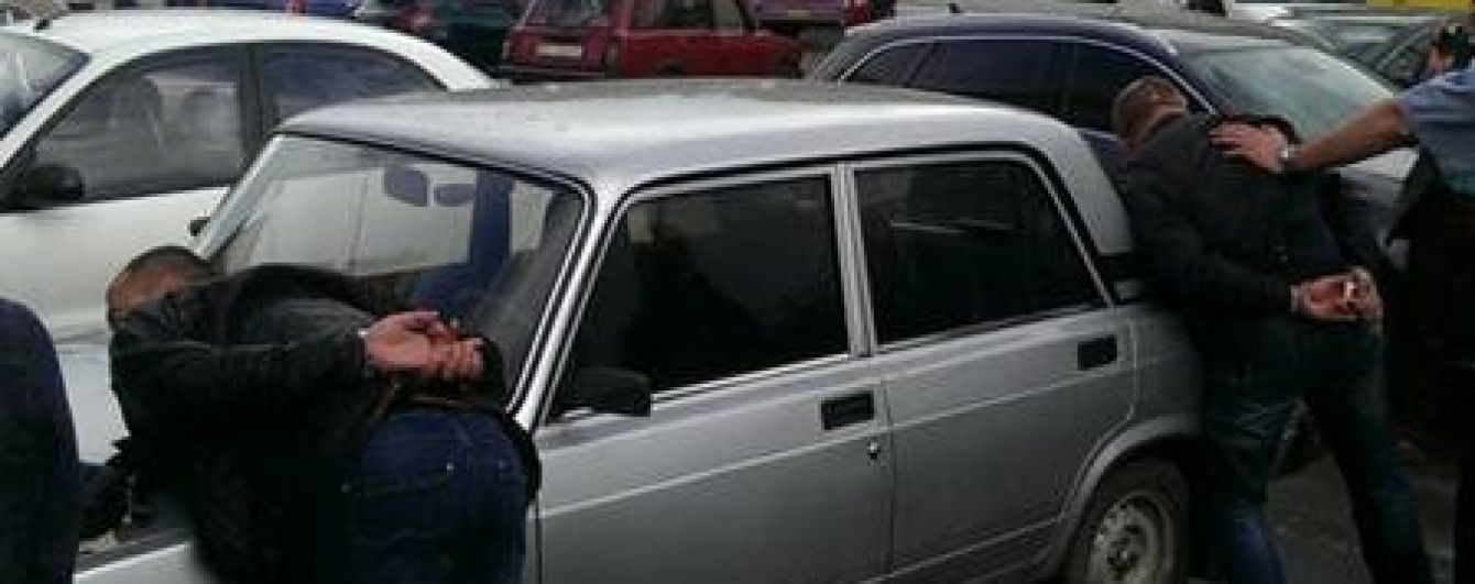 На Львівщині СБУ затримала трьох поліцейських за хабарництво