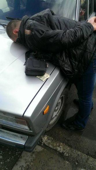 На Львівщині СБУ затримала на хабарі трьох співробітників поліції_2