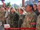 Кілька сотень ветеранів АТО в Івано-Франківську сьогодні пікетували міськвиконком