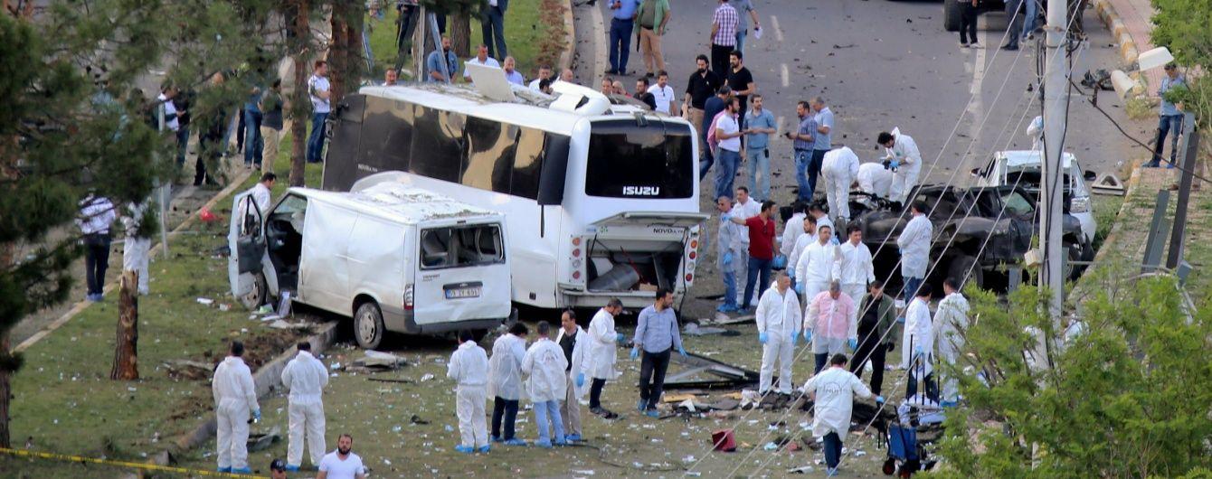 На південному сході Туреччини стався вибух: троє загиблих і десятки поранених