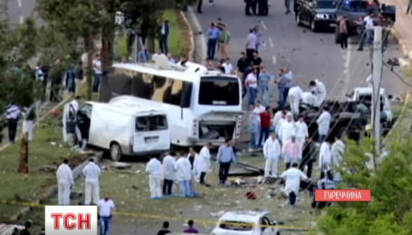 Потужний вибух щойно  прогримів на південному сході Туреччини, у місті Діярбакир