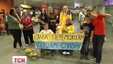 Украинские паралимпийцы привезли с чемпионата Европы по плаванию 110 медалей
