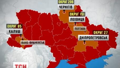 В четырех округах состоятся дополнительные выборы народных депутатов