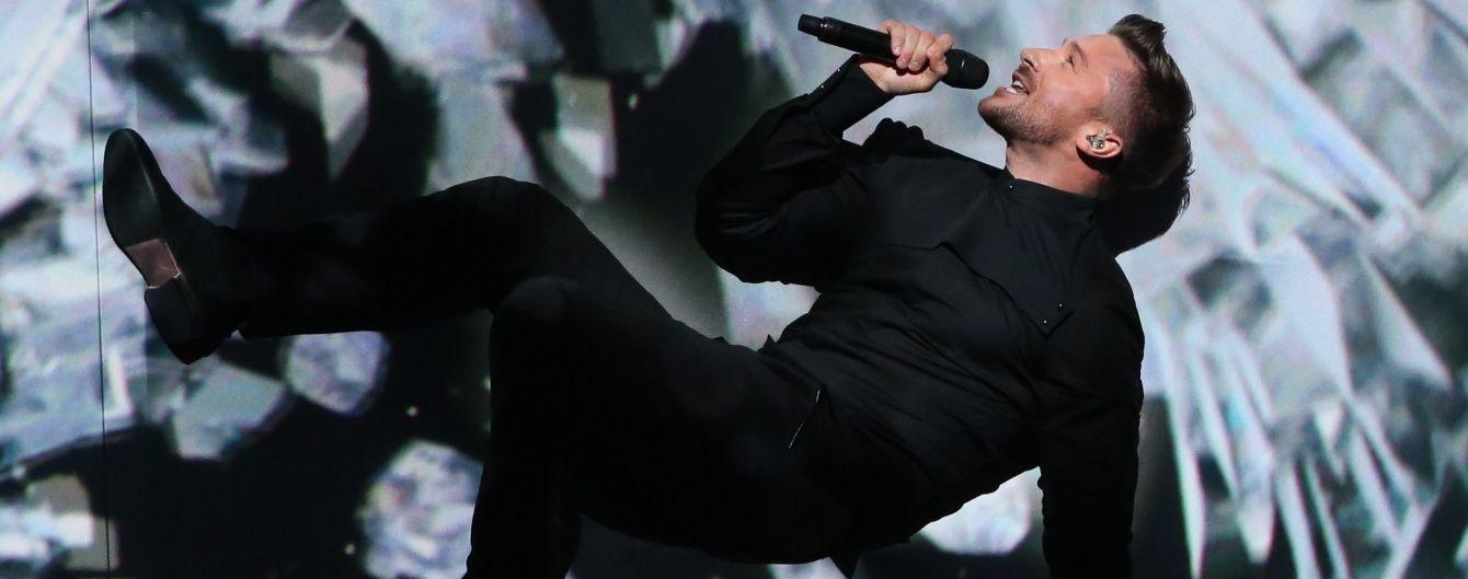 """Лазарєв вразив видовищним номером та 3D-ефектами у півфіналі """"Євробачення 2016"""""""