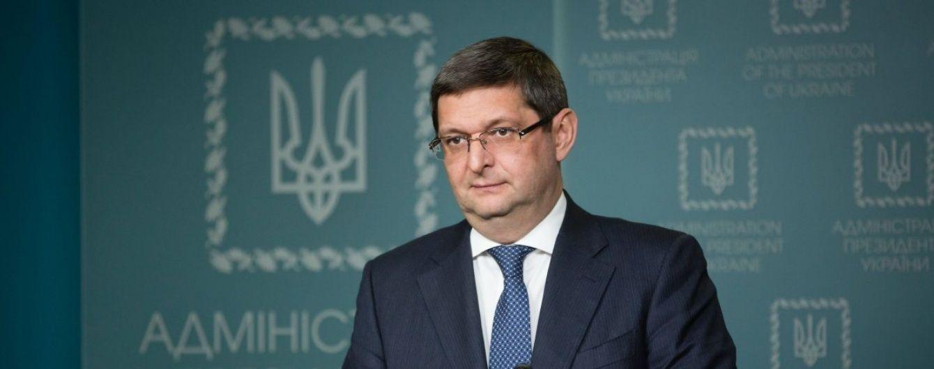 Порошенко призначив свого соратника представником в Кабміні