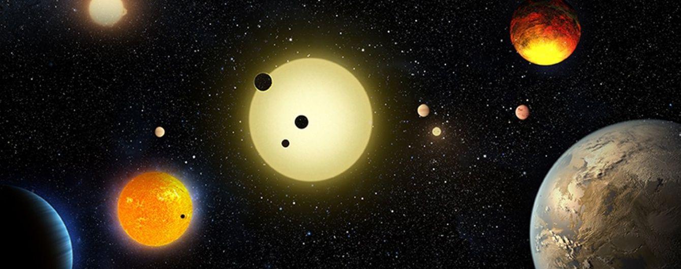 Вчені виявили гіперлегку екзопланету