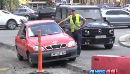 Когда коммунальщики закончат ремонтировать столичный бульвар Шевченка
