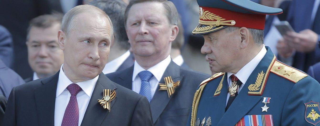 """Путін попросив Європу зробити висновки з війни в Україні та """"об'єднати потенціали"""""""
