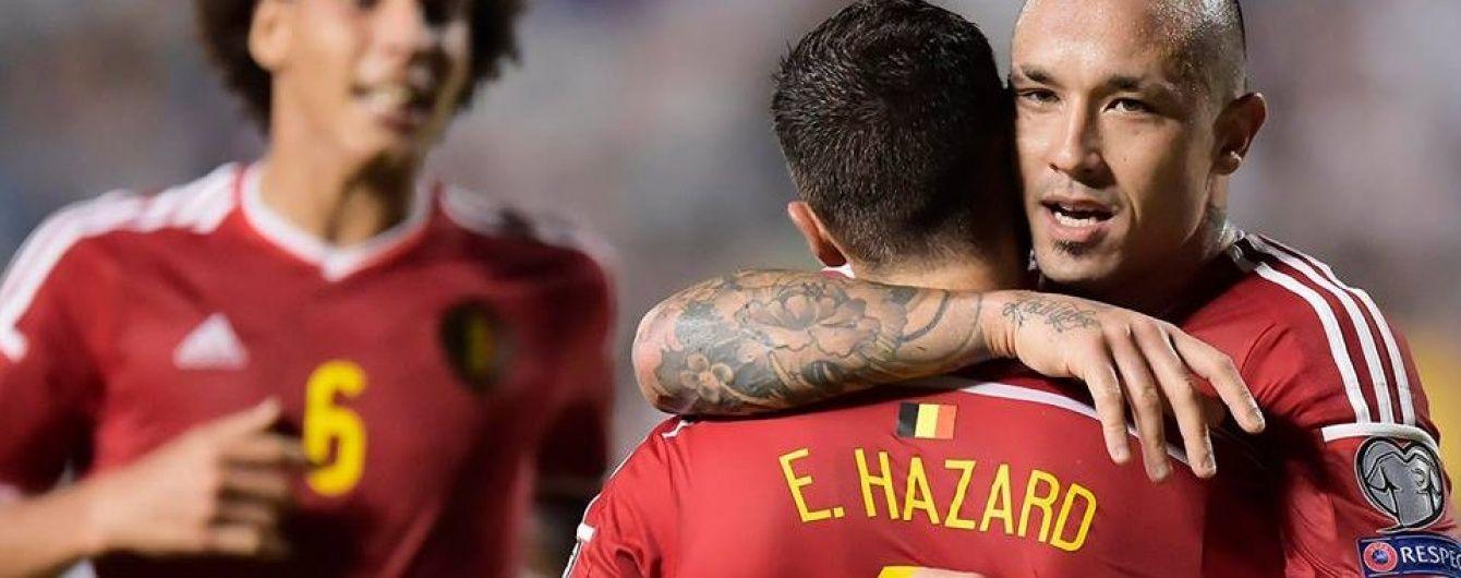 Збірна Бельгії: представляємо учасника Євро-2016