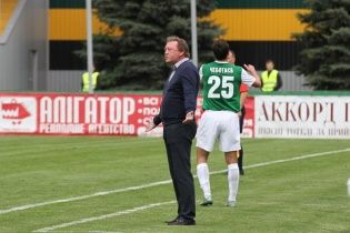 """Тренер """"Олександрії"""" закликав своїх гравців не боятися """"Шахтаря"""""""