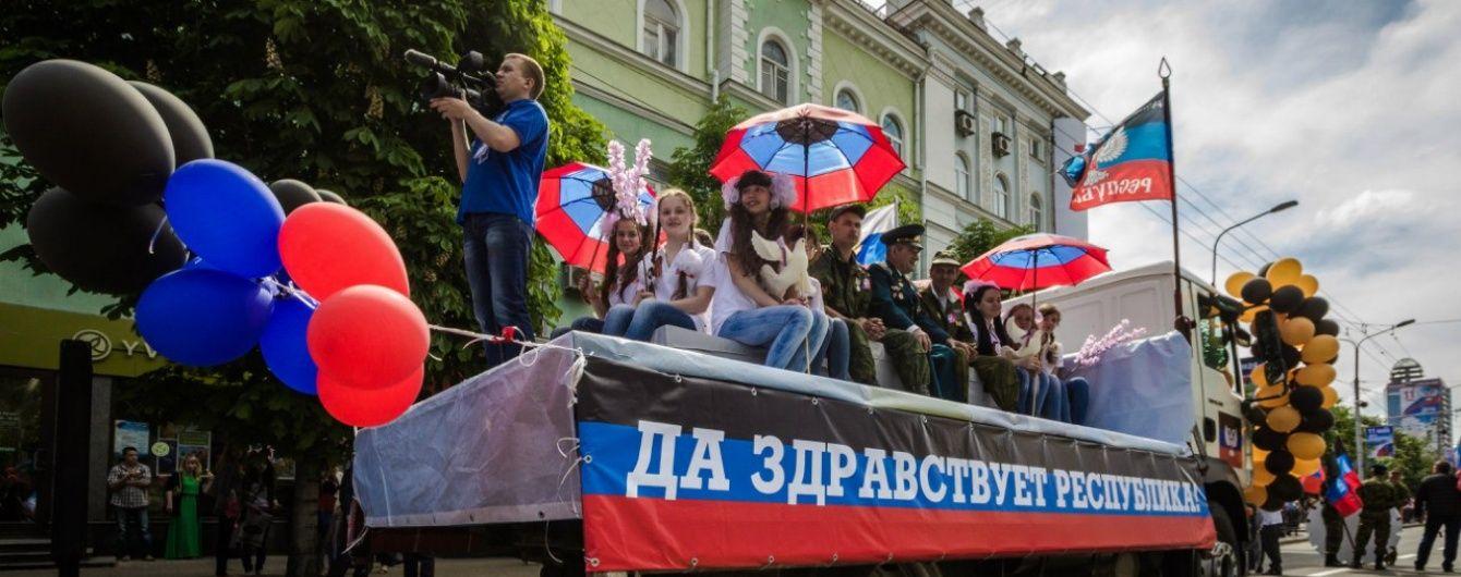 """Бойовики """"ДНР"""" випровадили журналістів """"Дождя"""": зв'язку з ними немає"""