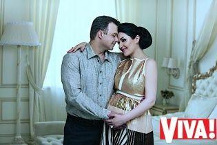 Ангеліна Завальська народила другу дитину