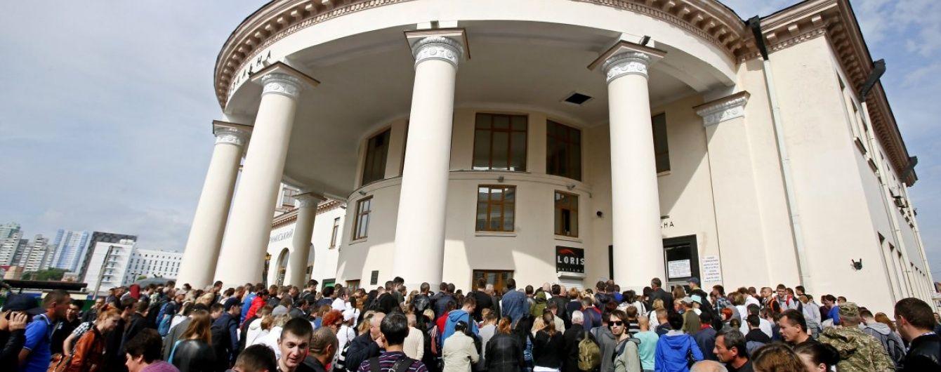 """Залізничники розробили графік, як дістатися з """"Вокзальної"""" у популярних напрямках Києва"""