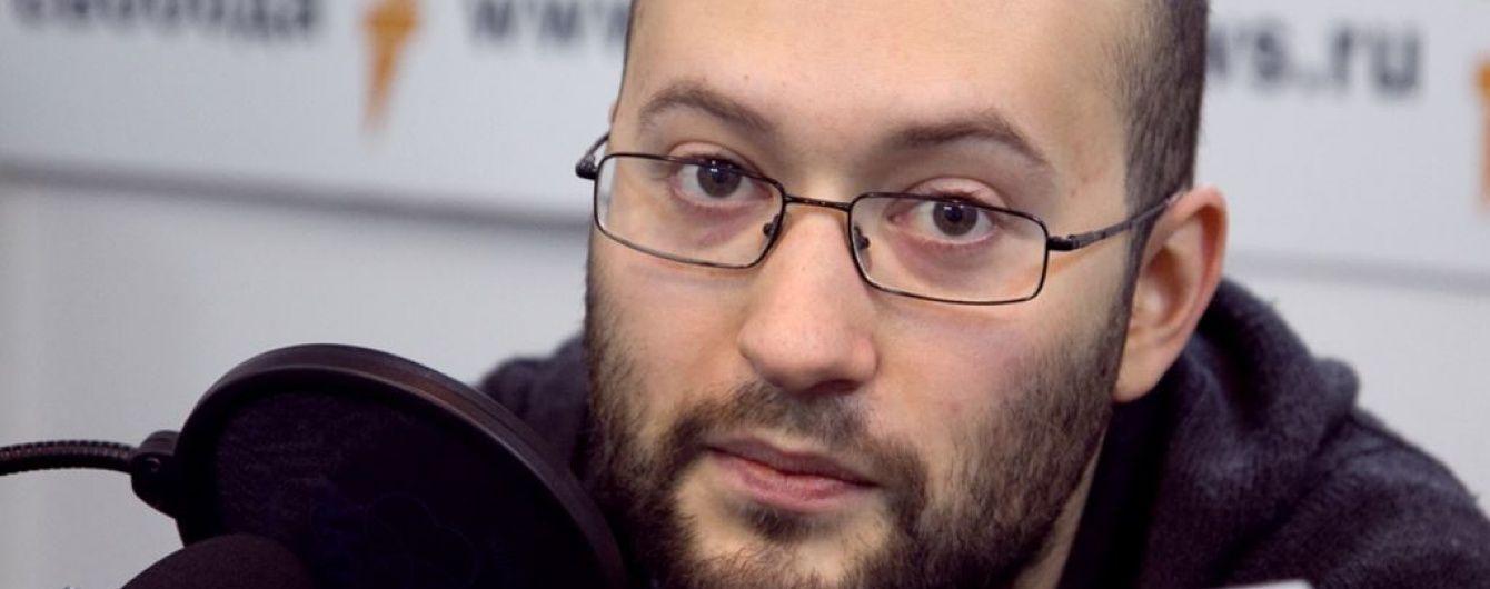 """У Чечні затримали журналіста """"Медузи"""", який їхав до спалених домівок терористів"""