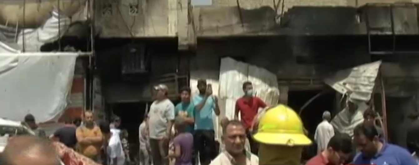 Три потужні вибухи у Багдаді забрали життя 85 осіб