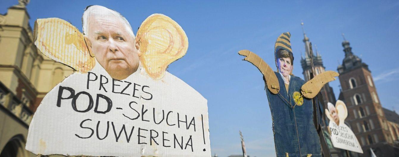 Що відбувається в Польщі?