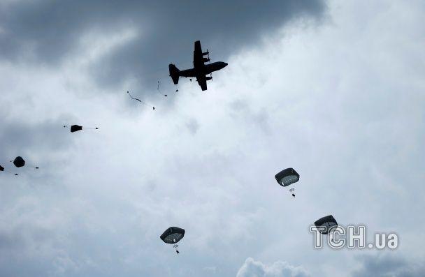 З'явилися фото масштабних військових навчань у Грузії, які розлютили Росію