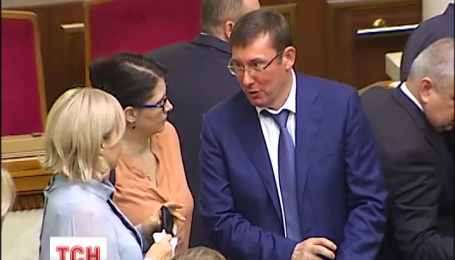 Сегодня президент может назначить Луценко на должность генерального прокурора